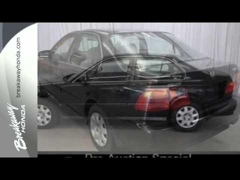 1999 Honda Civic Greenville SC Easley, SC #N151751A   SOLD. Breakaway Honda