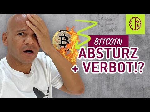 NOTFALL ! Bitcoin in GEFAHR ! SCHNELL GUCKEN !! Freier Fall !