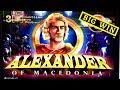 Alexander of Macedonia Slot BIG WIN - Max Bet Live Slot Play | F U Daddy Fortunes Slot Play