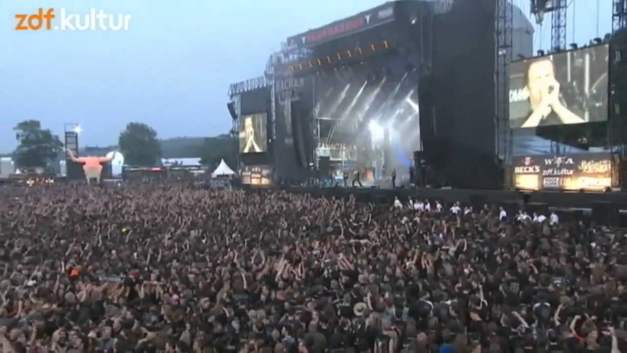 Blind Guardian Wacken 2011 Full Concert Hd Youtube
