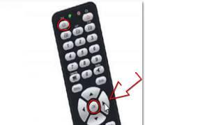 Como configurar o controle oi tv para ligar e desligar tv