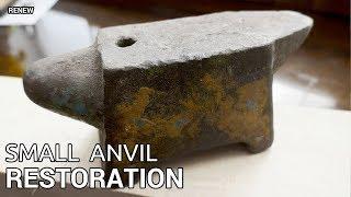 Small Anvil Restoration
