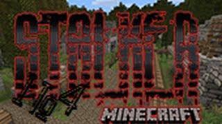 Minecraft S.T.A.L.K.E.R. 3 серия