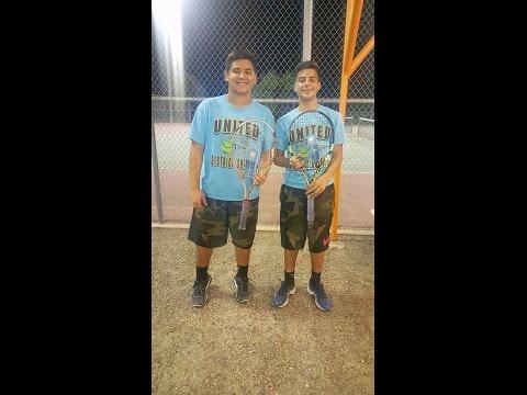 2016 UISD Middle School Tennis Meet