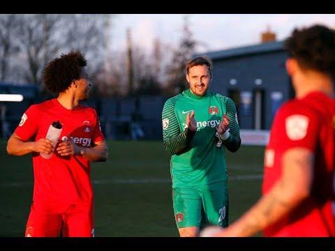HIGHLIGHTS: AFC Fylde 0-1 Leyton Orient