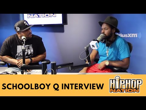 ScHoolboy Q Interview With Torae Talks Blank Face LP and more on Hip Hop Nation