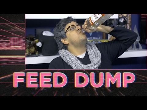 Feed Dump 290 - An Awful AU Headcanon