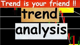 Forex Trading Trend Analysis : How To Identify and Follow Trends