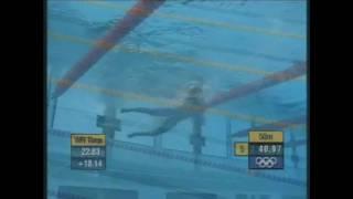 Le 100m NL d'Eric Moussambani - Jeux Olympiques - Sydney 2000