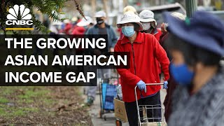 How Income Inequality Became A Big Issue Among Asian Americans