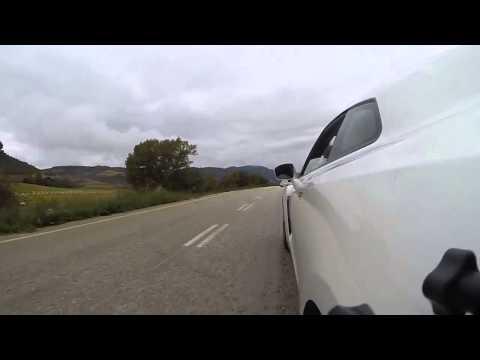 Nissan gtr GT-R powerslides drift Greece Speed sector event Ferrari Stradale