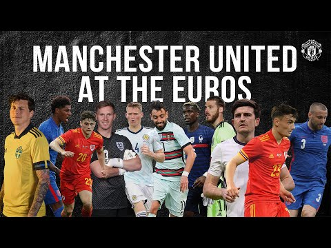 Manchester United | Euro 2020 Preview | Pogba, Fernandes, Maguire, Rashford, McTominay, James