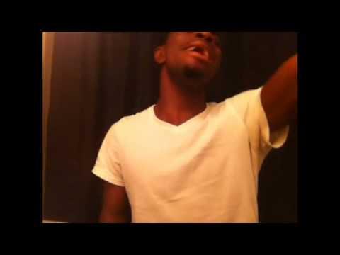 """JermaineHarris singing Walter Hawkins """"Be Grateful"""" Cover"""