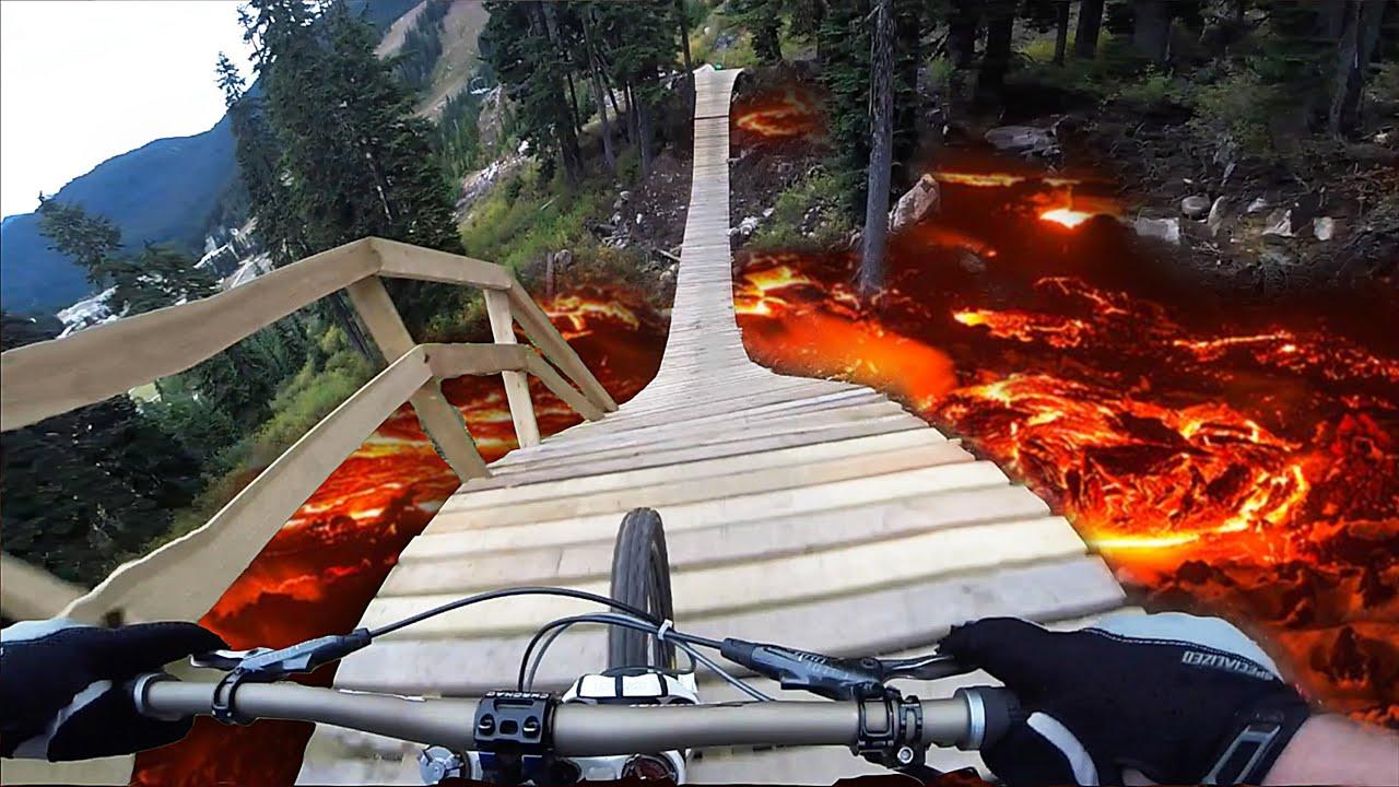 Stevens Pass Bike Park Shenanigans 2014 Youtube