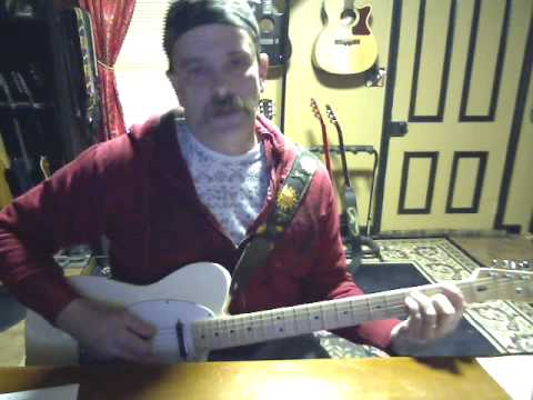 Simple Guitar Lesson for Crimson and Clover - YouTube