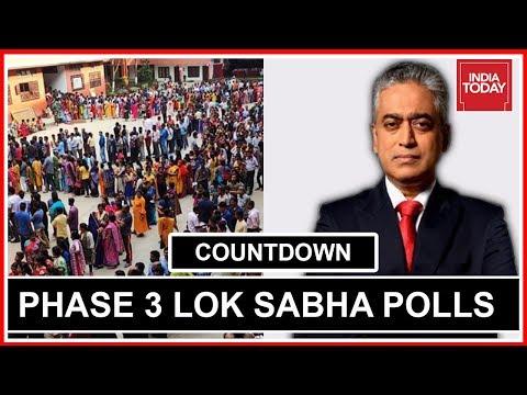 Phase 3 Lok Sabha Election Analysis | Coutdown With Rajdeep Sardesai