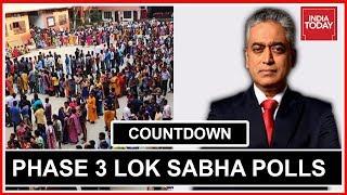 Phase 3 Lok Sabha Election Analysis   Coutdown With Rajdeep Sardesai