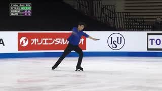 Американский фигурист Натан Чен Произвольная программа сезон 2020 2021 этап Кубка Скейт Америка