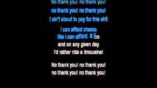 (Real) Karaoke - Regina Spektor - Chemo Limo