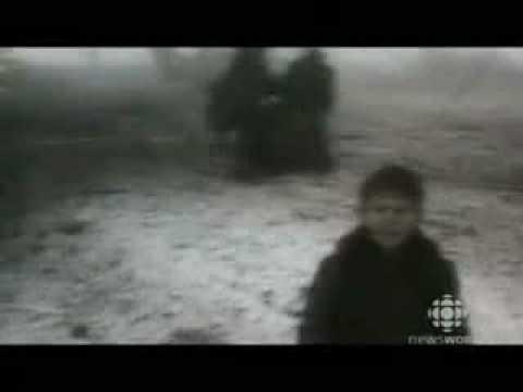 Russian Massacre of Children in Chechnya