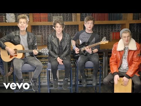 The Vamps  Can We Dance Acoustic  LIFT