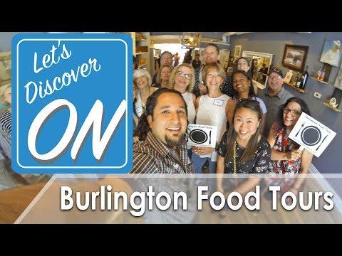 Burlington Food Tours - Let's Discover ON