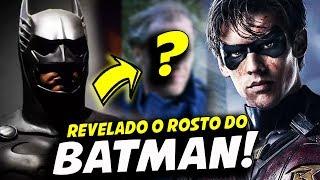 CONHEÇA O NOVO BATMAN! || TITANS 2ª TEMPORADA