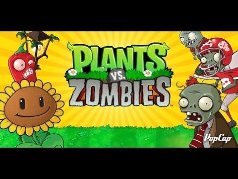 Plants VS Zombies Full Gameplay Walkthrough