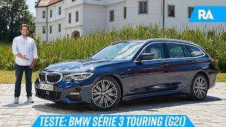BMW Série 3 Touring (G21). Testámos a 6ª geração