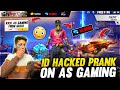 Id Hacked Prank On As Gaming By Dino Wasting His   Diamonds Crying Moment Garena Free Fire  Mp3 - Mp4 Download