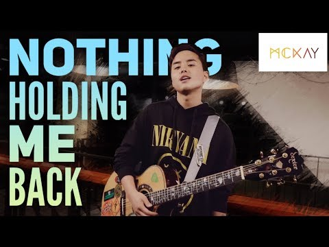 SHAWN MENDES - NOTHING HOLDING ME BACK | MCKAY COVER