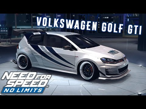 Need for speed: No Limits - Volkswagen Golf GTI (ios) #75