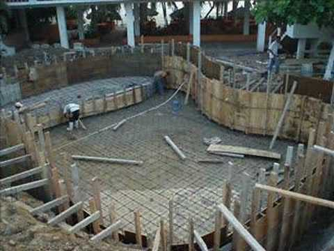 Albercas vergara youtube for Construccion piscina paso a paso