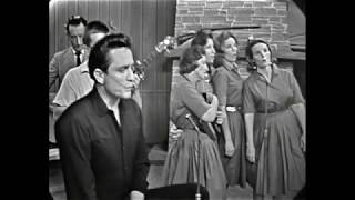 Johnny Cash & The Carter Family Were You There When They Crucified My Lord 1962