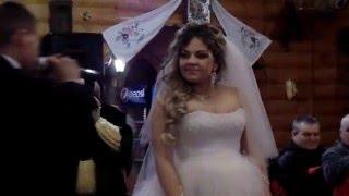 Песня жениха и невесты (Вероника и Виталик)....