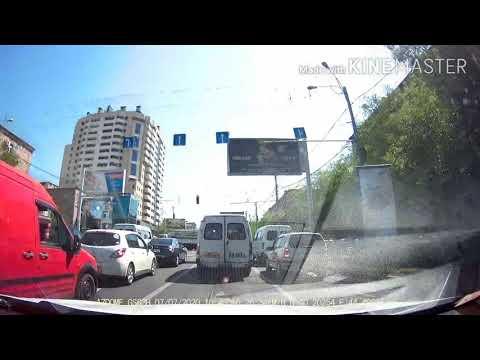 Yerevan, Sayat-Nova Avenue, Bagramyan Avenue, Kasyan St, Komitas Avenue,David Anhaxt St,Paruyr Sevak