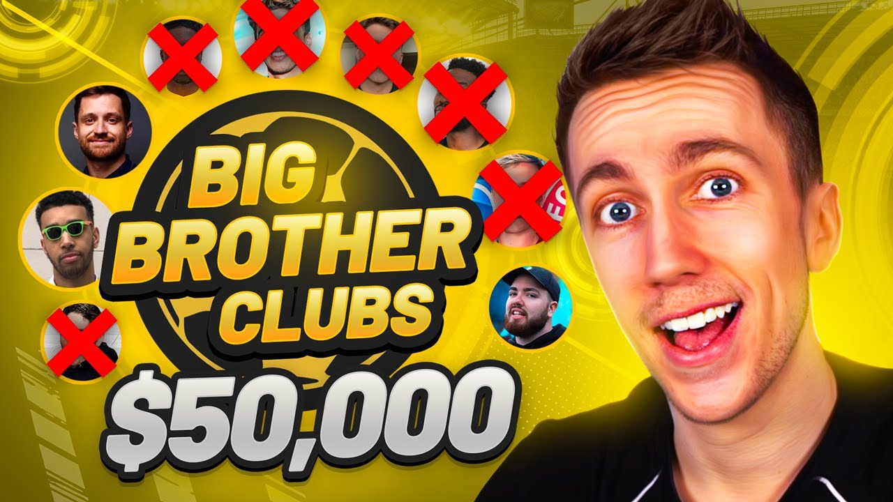 Download THE SEMI FINAL! - $50,000 BIG BROTHER CLUBS