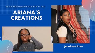 Black Business Spotlight: Ariana's Creations