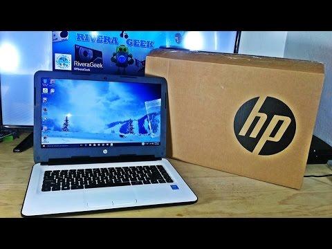 laptop HP 14-ac112la economica y muy potente