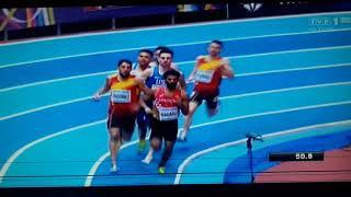 Adam Kszczot 800metrów Złoty Medal Birmingham 2018