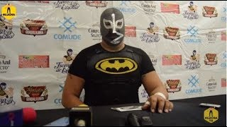"""Rayo de Jalisco Jr: """"En dos años presentaré a mi hijo, el que sigue de Rayman"""""""