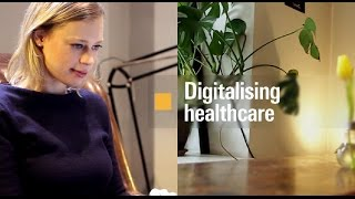 Economy Stories – Digitalising healthcare #rp15