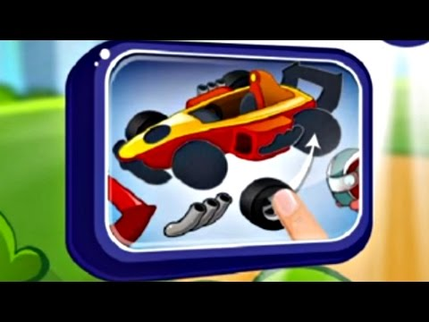 Car Truck Vehicle Puzzle For Kids | Пазлы машинки для детей