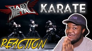 babymetal karate reaction ! As requested, Matthew Haynes reacts to ...