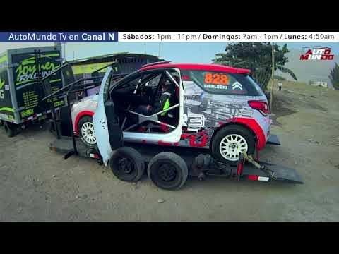 Citroën Team en el Rally Norte Chico de Lima y en Chile