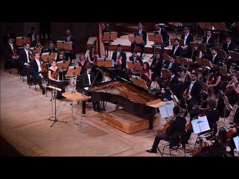 """Yoav Levanon - Liszt """"Preludio"""" And """"La Campanella"""""""