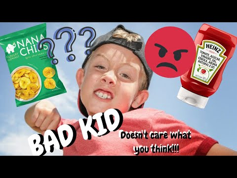 Bad kid doesnt care what you think!