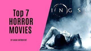 TOP 7 HORROR MOVIES || PART 2 ||