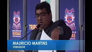 Maurício Martins Pronunciamento 03 10 17