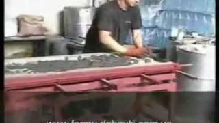 Технология изготовления панелей заборов(, 2011-10-08T19:32:41.000Z)
